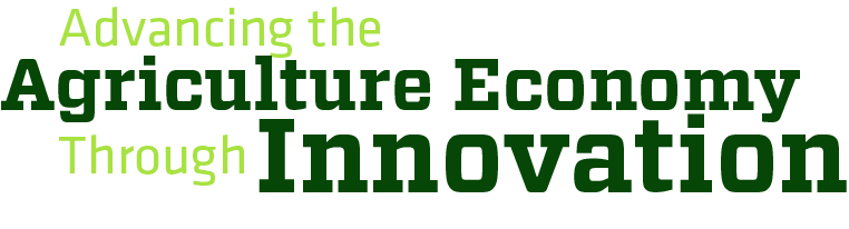 Advancing the Agriculture Economy Through Innovation