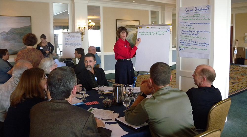 presentation in Monterey