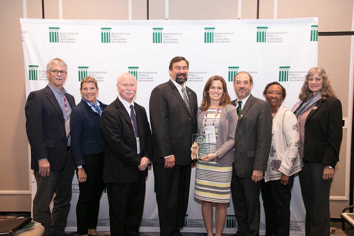 CSU receives 2018 Innovation & Economic Prosperity Talent Award