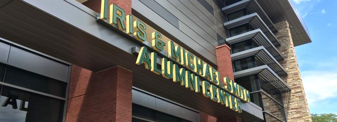 Alumni Center Building