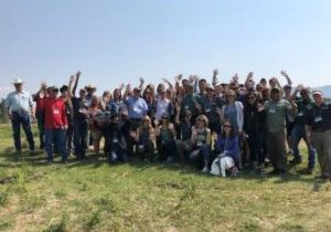 CSU Ram Tour 2018 participants